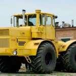 Трактор «Кировец» — огромная производительность
