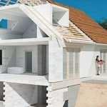 Реализация теплых и уютных каменных домов