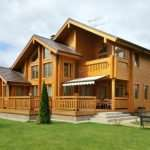 Деревянные дома — экологичность, комфорт и уют