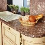 Столешницы из искусственного камня — экологичность