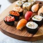 Суши: особенности и виды