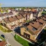 Жилое строительство малоэтажных домов