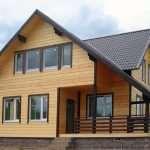 Каркасные дома — уют, комфорт и экологичность