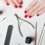Маникюрные и педикюрные ножницы разных типов
