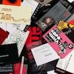 Принципы реализации тиснения визиток