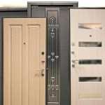 Критерии для выбора входных дверей