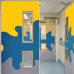 Высококачественные двери для медицинских учреждений