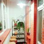 Красивое и качественное обустройство балкона или лоджии под ключ