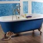 Основные преимущества чугунных ванн