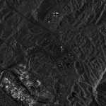 Первые изображения радарных снимков со спутника китайской компании Spacety