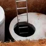 Септик из бетонных колец от компании «Чистый Источник»